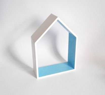 Półka Domek Błękitny