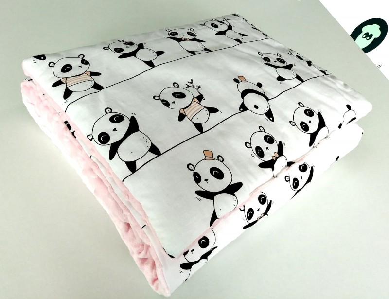 Koc Pandy i Róż