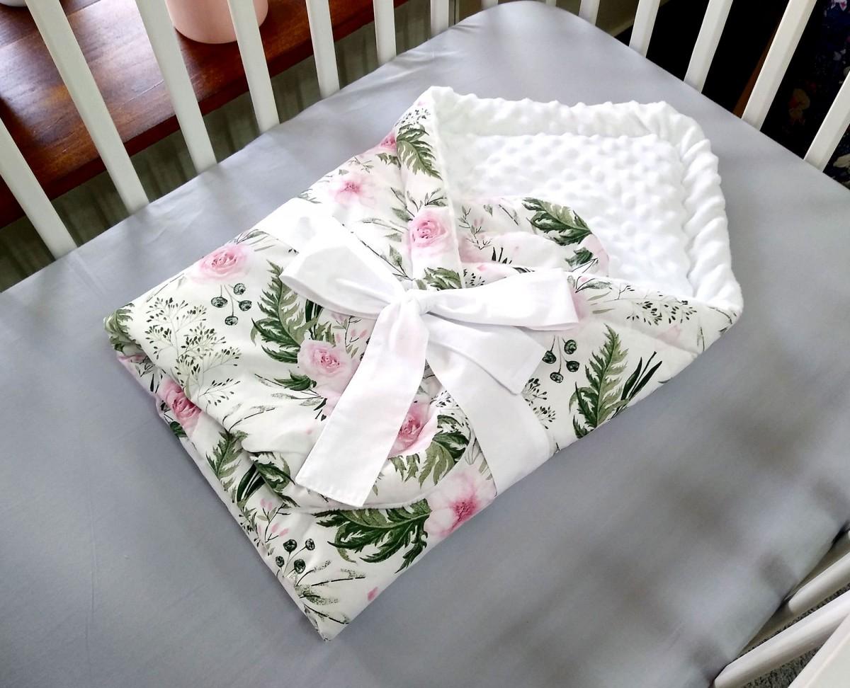 Rożek niemowlęcy inGarden i Biel