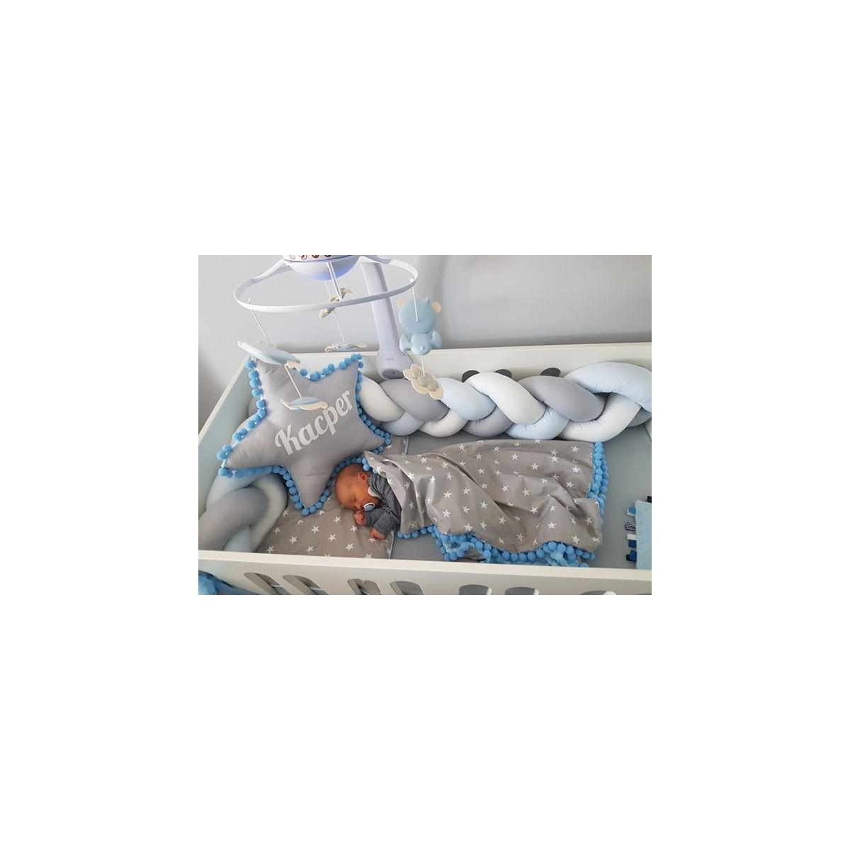 Kokon niemowlęcy Gwiazdki i Niebieski
