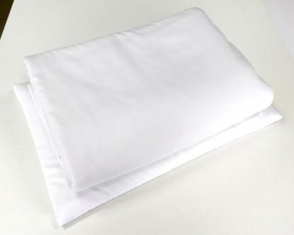 Antyalergiczny wkład pościelowy 140x200cm z puchatą poduszką 70x80cm
