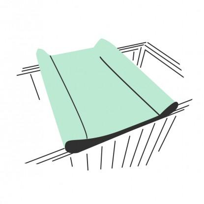 Pokrowiec na przewijak bawełniany