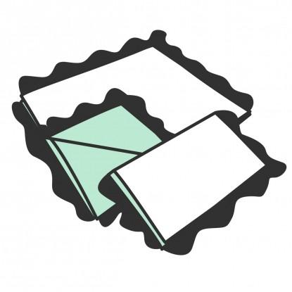 Dwustronna pościel (zestaw poszewek) z Falbanką 2-el w dowolnym wzorze