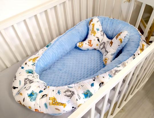 Kokon niemowlęcy ZOO i Niebieski