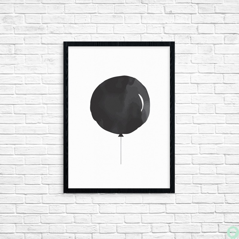 """Plakat A3 """"Balon"""""""
