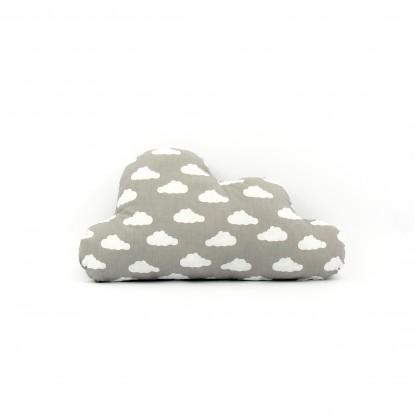Wolkenkissen Grau in den Wolken